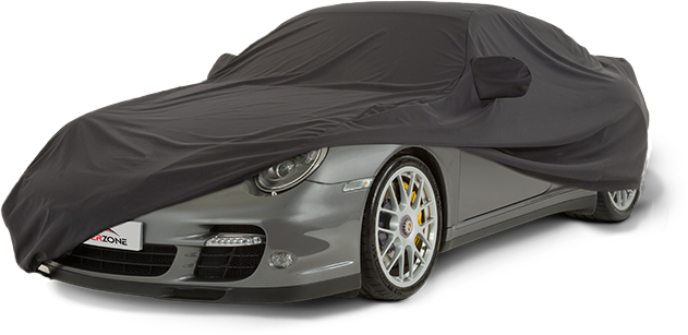 Apollo Heavy Duty Car Covers - Part covered Porsche Cayman
