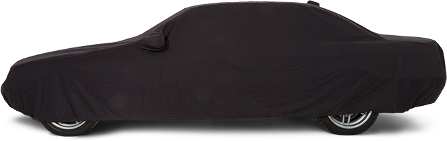 Apollo Heavy Duty Car Covers - Side view