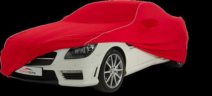 Kalahari Indoor Car Cover on Mercedes
