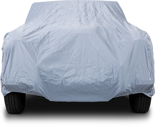 Monsoon waterproof car cover - Fully covered Austin Healey