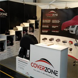 Coverzone - Automechanika 2017