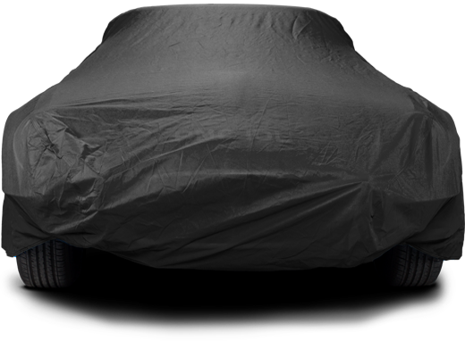 Sahara Indoor Car Covers - Fully covered E-Type Jaguar